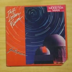 JEFF LORBER FUSION - GALAXIAN - LP