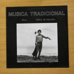 VARIOS - MUSICA TRADICIONAL VOL. 6 TERRA DE MIRANDA - LP