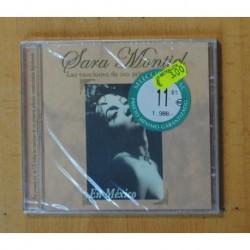 SARA MONTIEL - EN MEXICO - CD