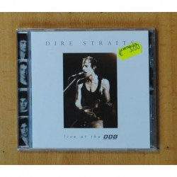 DIRE STRAITS - LIVE AT THE BBC - CD