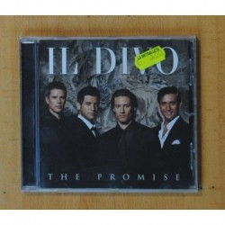 IL DIVO - THE PROMISE - CD