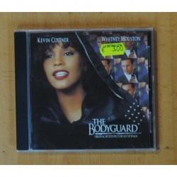 VARIOS - THE BODYGUARD - CD