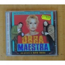 VARIOS - OBRA MAESTRA - CD