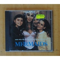 VARIOS - MERMAIDS - CD