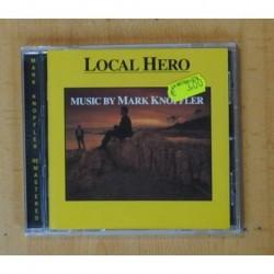MARK KNOPFLER - LOCAL HERO - CD