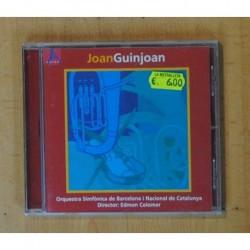 JOAN GUINJOAN - JOAN GUINJOAN - CD