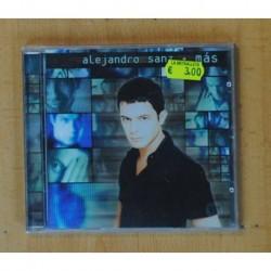ALEJANDRO SANZ - MAS - CD