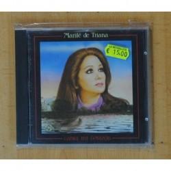 MARIFE DE TRIANA - CANTA MI CORAZON - CD