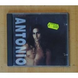 ANTONIO FLORES - LO MEJOR DE ANTONIO - CD