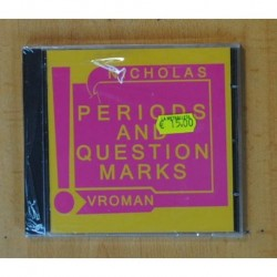 NICHOLAS VROMAN - PERIODS AND QUESTION MARKS - CD
