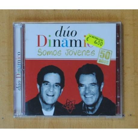 DUO DINAMICO - SOMOS JOVENES - CD