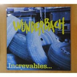 WUNDERBACH - INCREVABLES... - LP