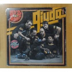 GIUDA - LET S DO IT AGAIN - LP