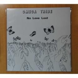 OMEGA TRIBE - NO LOVE LOST - LP
