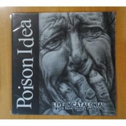 POISON IDEA - LIVE IN CATALONIA - LP