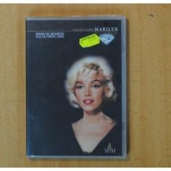 MARILYN MONROE SUS ULTIMOS DIAS - DVD