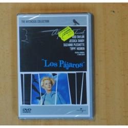 LOS PAJAROS - DVD