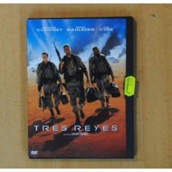 TRES REYES - DVD