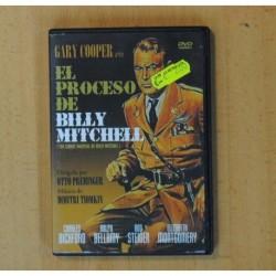 EL PROCESO DE BILLY MITCHELL - DVD