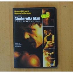 CINDERELLA MAN EL HOMBRE QUE NO SE DEJO TUMBAR - DVD