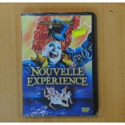 CIRQUE DU SOLEIL - NOUVELLE EXPERIENCE - DVD