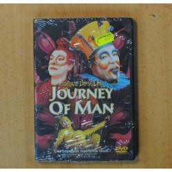 CIRQUE DU SOLEIL - JOURNEY OF MAN - DVD
