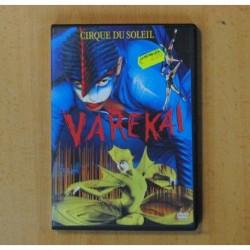 CIRQUE DU SOLEIL - VAREKAI - DVD