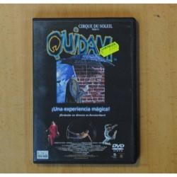 CIRQUE DU SOLEIL - QUIDAM - DVD