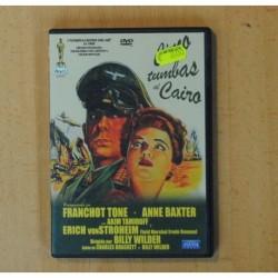 CINCO TUMBAS AL CAIRO - DVD