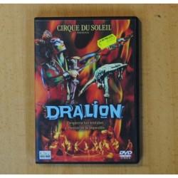 CIRQUE DU SOLEIL - DRALION - DVD