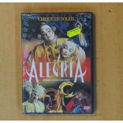 CIRQUE DU SOLEIL - ALEGRIA - DVD