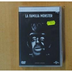 LA FAMILIA MONSTER - 12 DVD