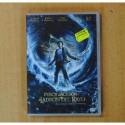 PERCY JACKSON EL LADRON DEL RAYO - DVD
