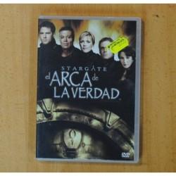 STARGATE EL ARCA DE LA VERDAD - DVD