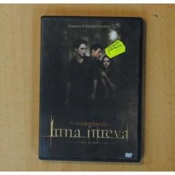 LA SAGA CREPUSCULO LUNA NUEVA - DVD