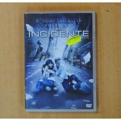 EL INCIDENTE - DVD