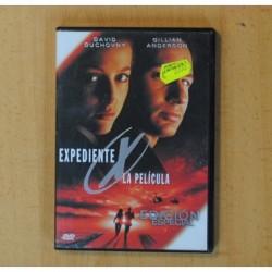 EXPEDIENTE X LA PELICULA - DVD