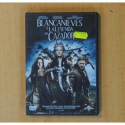 BLANCANIEVES Y LA LEYENDA DEL CAZADOR - DVD
