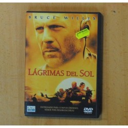 LAGRIMAS DEL SOL - DVD
