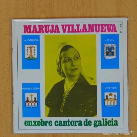 MARUJA VILLANUEVA - ENXEBRE CANTORA DE GALICIA - SINGLE