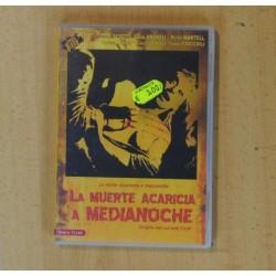LA MUERTE ACARICIA A MEDIANOCHE - DVD