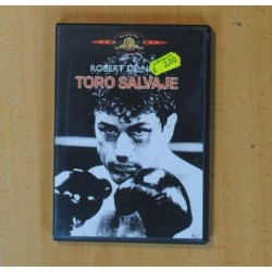 TORO SALVAJE - DVD