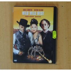 WILD WILD WEST - DVD