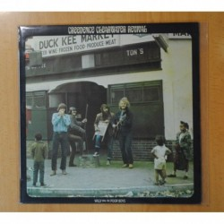 CREEDENCE CLEARWATER REVIVAL - WILLY AND THE POOR BOYS - LP