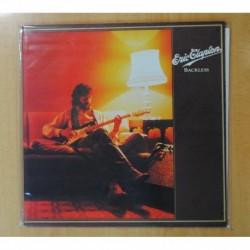 ERIC CLAPTON - BACKLESS - LP