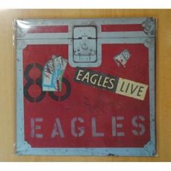 EAGLES - LIVE - GATEFOLD - 2 LP