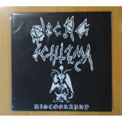 NECRO SCHIZMA - DISCOGRAPHY - LP