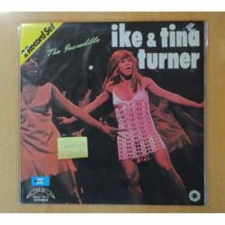 IKE & TINA TURNER - THE INCREDIBLE IKE & TINA TURNER - GATEFOLD - 2 LP