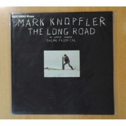 MARK KNOPFLER - THE LONG ROAD - MAXI