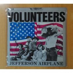 JEFFERSON AIRPLANE - VOLUNTEERS - LP